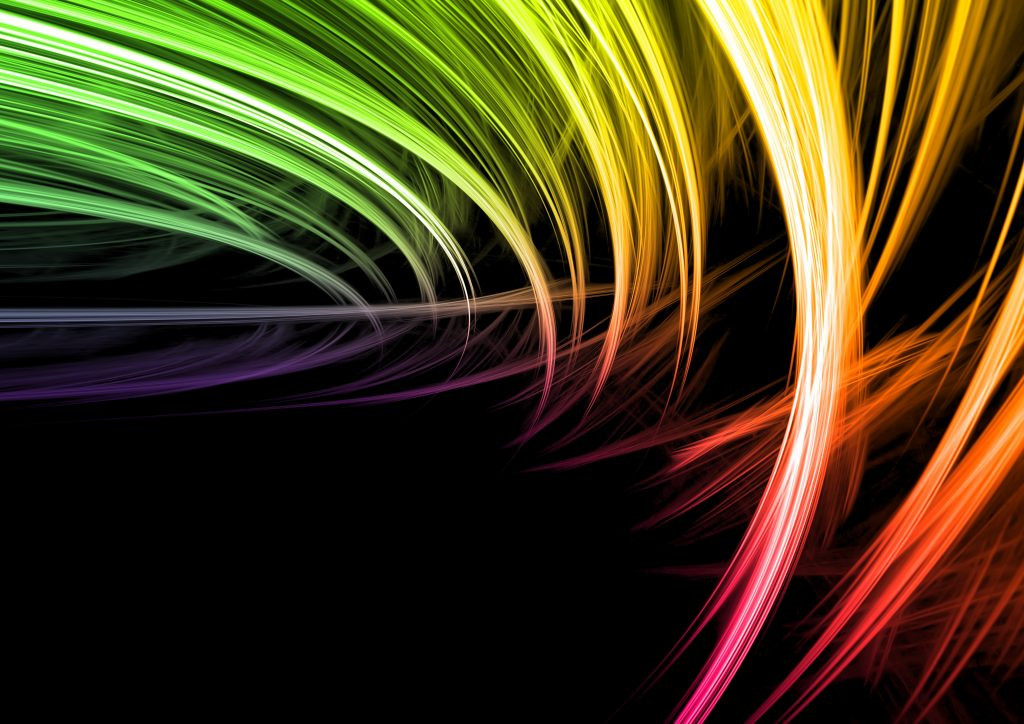 Colorful abstract background (fantasy modern design background)